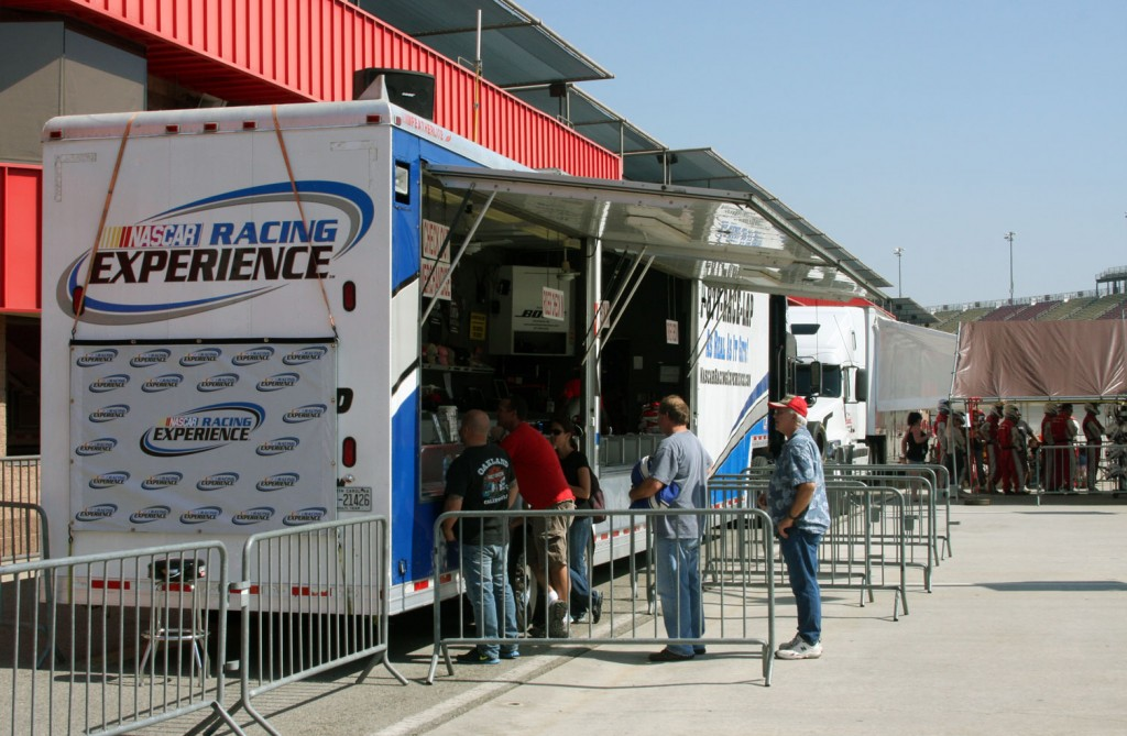 NASCAR Racing Experience